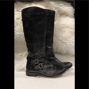 Crown Vintage Harness boots